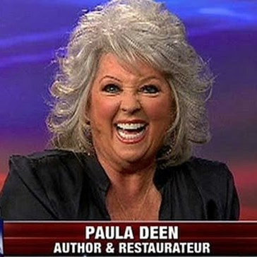 Horrifying: Paula Deen and Oprah in Super-Slow Motion