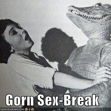 Gorn Sex-Break