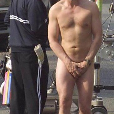 Oh Nothing, Just Hugh Laurie Naked