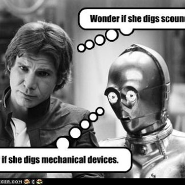 Scoundrels vs Mechanical Devices