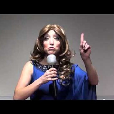 Christina Bianco's Impression Reel to 'Firework'