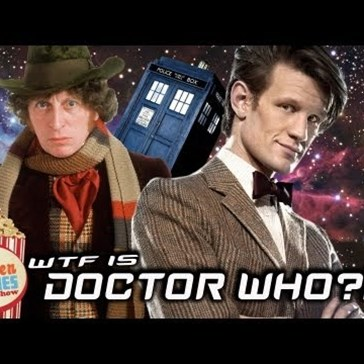 Convince Me to Watch Doctor Who