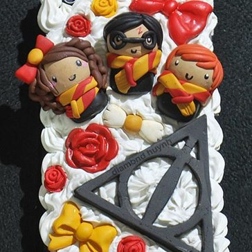 Deathly Hallows iPhone Cover