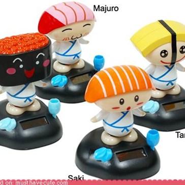 Dance Sushi, Dance!