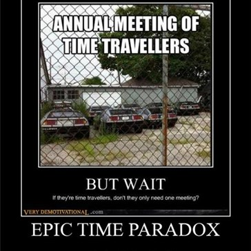 EPIC TIME PARADOX