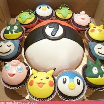 Epicute: Pokemon Cakes Forever!