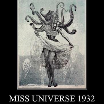 MISS UNIVERSE 1932