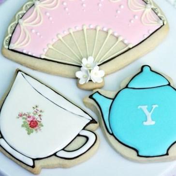 Epicute: Tea Party Cookies