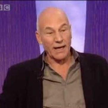 Patrick Stewart on Being Bald