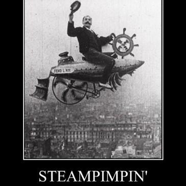 STEAMPIMPIN'