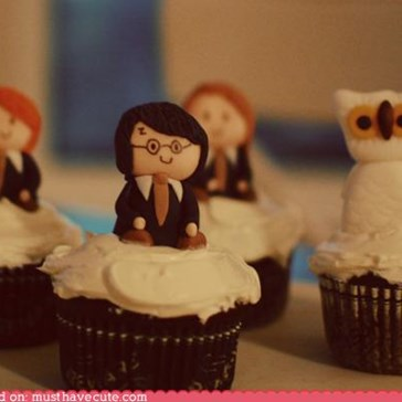 Epicute: Harry Potter Cupcakes
