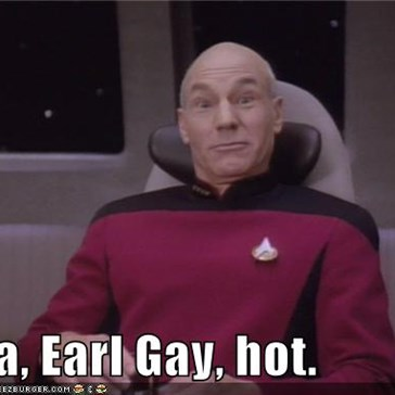 Tea, Earl Gay, hot.