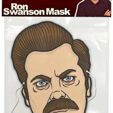 Halloween Costume Idea: Ron F**king Swanson