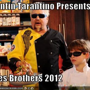 Quentin Tarantino Presents  Blues Brothers 2012