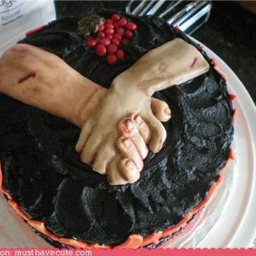 Epicute: Hunger Games Cake
