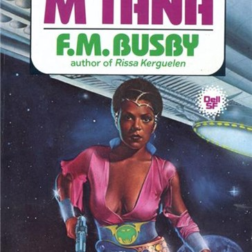 WTF Sci-Fi Book Covers: Zelde M'Tana