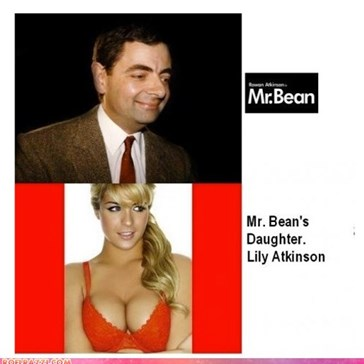 Rowan Atkinson's Daughter: Holy Sh*t!!!
