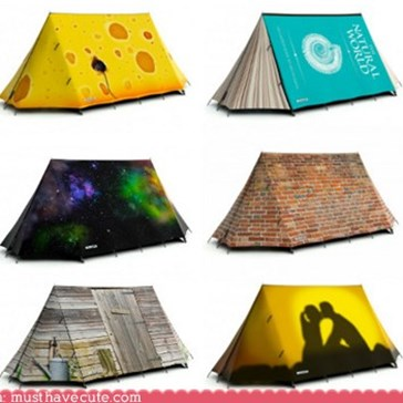 Dreamy Tents