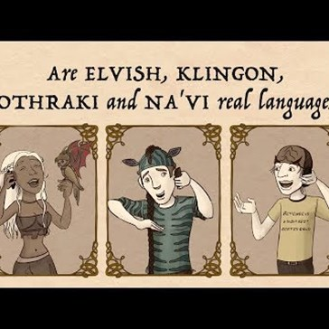 Elvish and Linguistics
