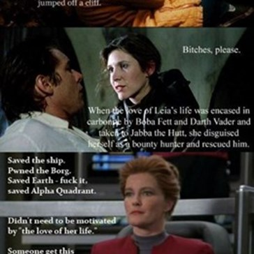 Step Aside, Janeway