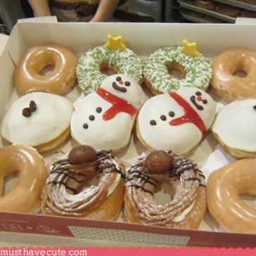 Epicute: Krispy Kreme Gets Festive