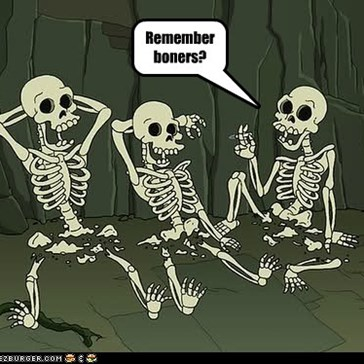 DIRTY SKELETON JOKE