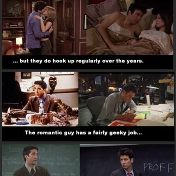 Friends vs How I Met Your Mother