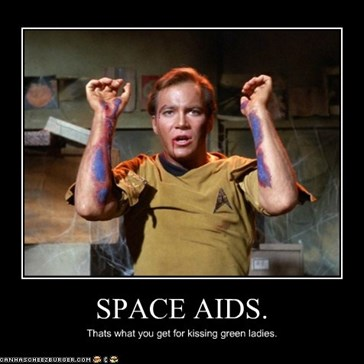 SPACE AIDS.