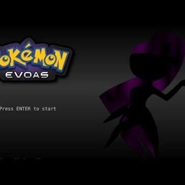 Pokémon Evoas is an Amazing Fan Made Game Created by th3sharkk