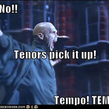 Come On, Tenors!