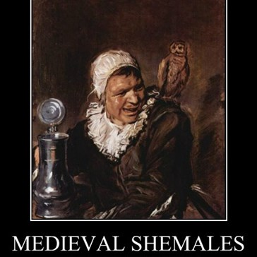 MEDIEVAL SHEMALES