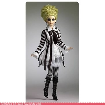 Ms. Beetlejuice Doll
