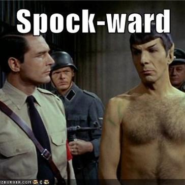 Spock-Ward