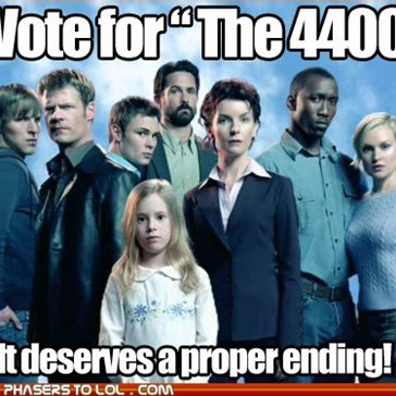 Battle of the Cancelled: The 4400 Vs. Dollhouse