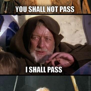 Star Wars, Lord of the Rings - Jedi Mind Tricks