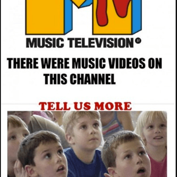 The Legend of MTV