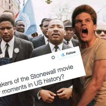 The Internet Protests 'Stonewall' Trailer With Explosive Parody