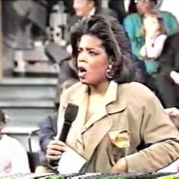 The Ninja Turtles Rocked Out With Oprah in the 90's