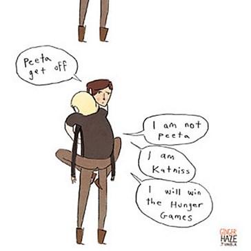 Hunger Games Comics