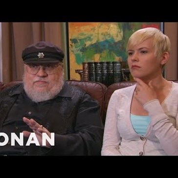 "Conan And George RR Martin Can Help You Deal With All Those ""Casual"" Viewers"