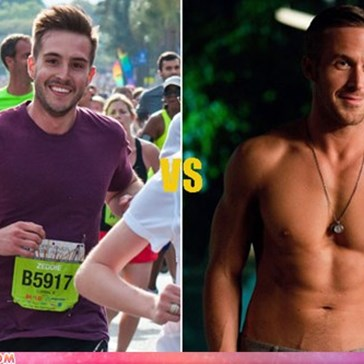 Who's Hotter: Ridiculously Photogenic Guy or Ryan Gosling