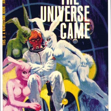 WTF Sci-Fi Book Covers: The Day the Universe Came