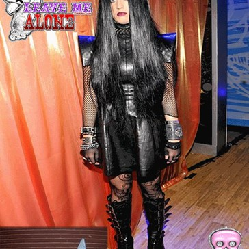 Katy Perry is Super Goth Emo Guys, You Can't Understand Her Pain