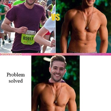 Who's Hotter: Ridiculously Photogenic Guy or Ryan Gosling?