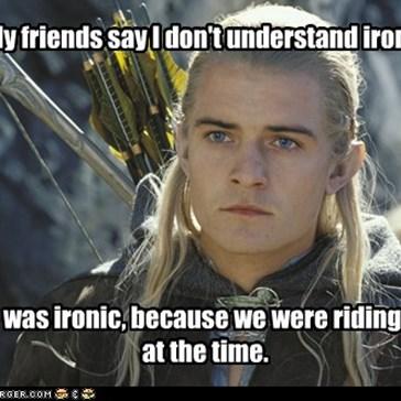 Oh, Legolas.