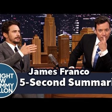 There's Too Many Rules in This Game for James Franco