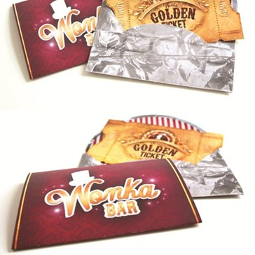 Print Your Own Golden Ticket