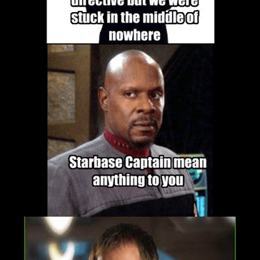 Captains on the Prime Directive