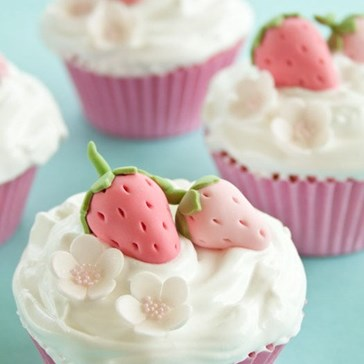 Epicute: Strawberry Cupcakes