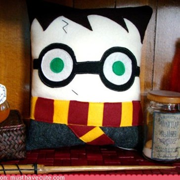 Harry Potter Plushy